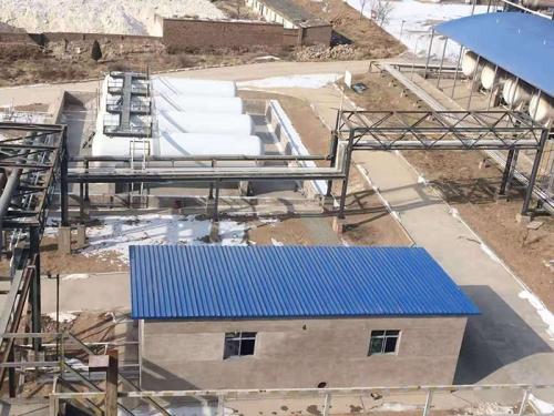 工业甲醇的生产方法